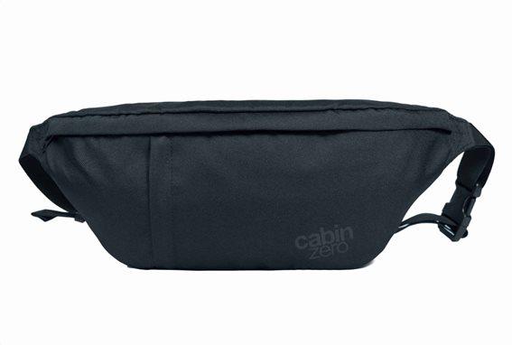 Cabin Zero Τσαντάκι μέσης 42x18x6cm 2lt σειρά Hip Pack Absolute Black