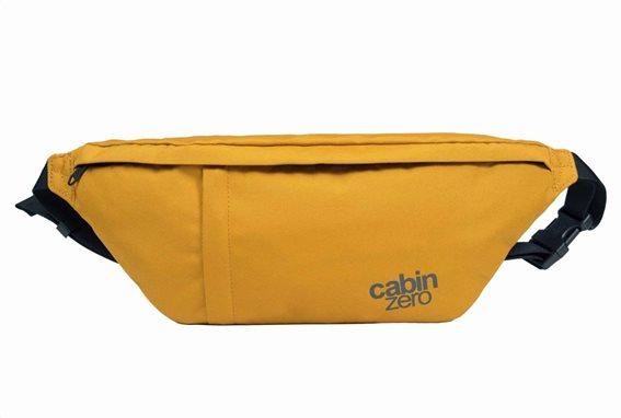 Cabin Zero Τσαντάκι μέσης 42x18x6cm 2lt σειρά Hip Pack Orange Chill