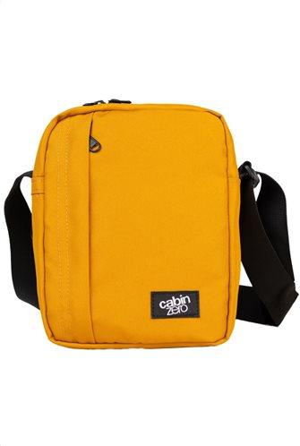 Cabin Zero Τσαντάκι ώμου-χιαστί 20x15x6cm 3lt σειρά Sidekick Orange Chill