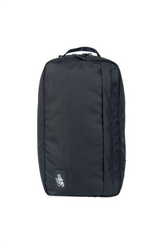 Cabin Zero Τσάντα πλάτης χιαστί 33x19x10cm 11lt σειρά Cross Body Absolute Black