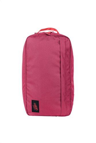 Cabin Zero Τσάντα πλάτης χιαστί 33x19x10cm 11lt σειρά Cross Body Jaipur Pink