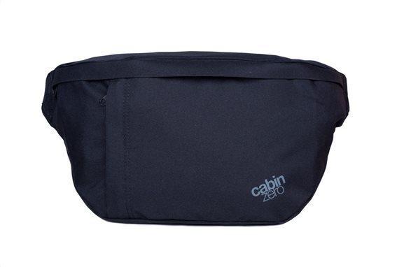 Cabin Zero Bodybag 41x19x12cm RFID 8lt σειρά Hustle Absolute Black