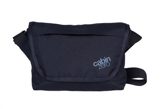 Cabin Zero Bodybag 29x17x8,5cm RFID 4lt σειρά Flapjack Absolute Black