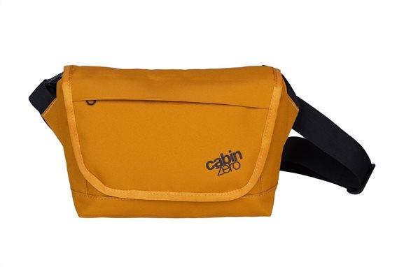 Cabin Zero Bodybag 29x17x8,5cm RFID 4lt σειρά Flapjack Orange Chill