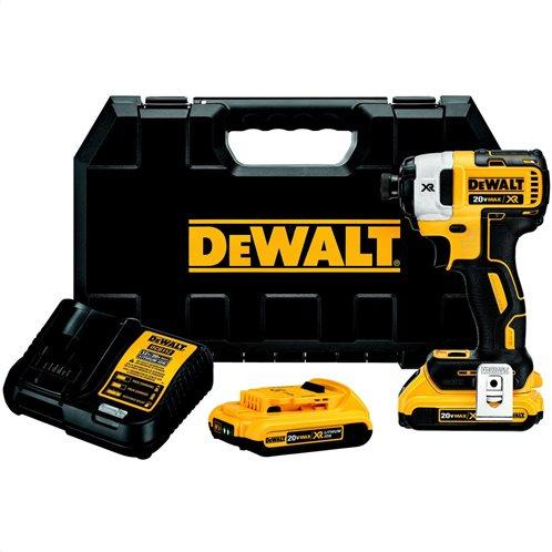 DEWALT 18V 5,0AH XR  Brushless παλμικό κατσαβίδι