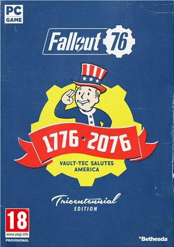 Bethesda Fallout 76 Tricentennial Edition PC Game