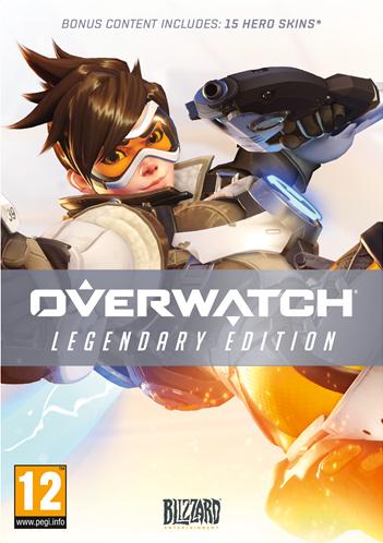 Blizzard Overwatch Legendary Edition PC Game