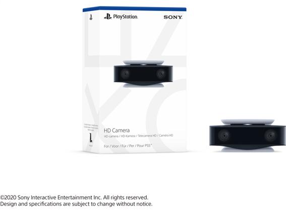 PS5 SONY HD CAMERA
