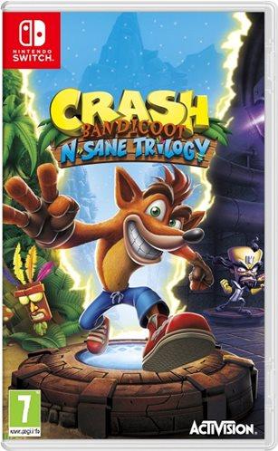 Crash Bandicoot N'sane Trilogy για το Nintendo Switch
