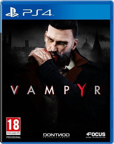 PS4 VAMPYR