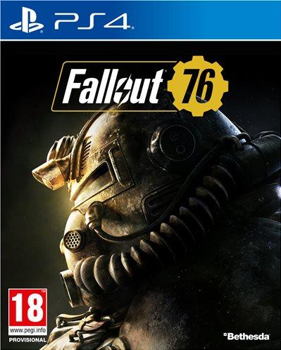 Bethesda Fallout 76 Playstation 4 PS4 Game