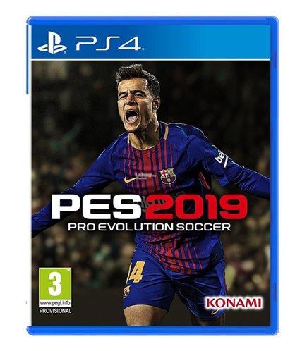 PS4 PRO EVOLUTION 2019
