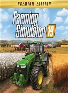 PS4 FARMING SIMULATOR 19 PREMIUM EDITION