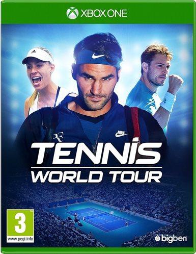 Tennis World Tour - Xbox One Game