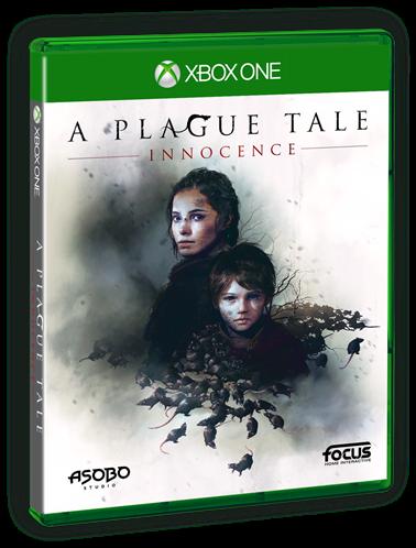 XB1 A PLAGUE TALE: INNOCENCE