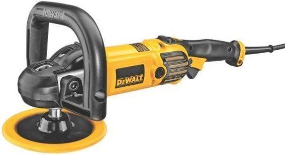 DEWALT 1250W αλειφαδόρος μεταβλητής ταχύτητας 180mm DWP849X-QS