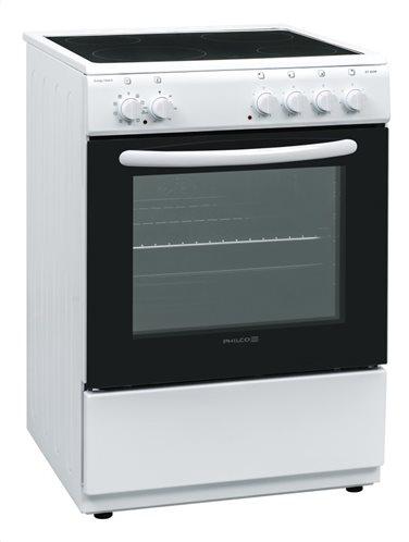 Philco Ηλεκτρική Κουζίνα κεραμική - Πολυφούρνος 8 λειτουργιών ET 623 W