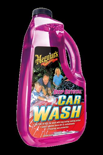 Meguiar's Σαμπουάν Αυτοκινήτου Deep Crystal® Car Wash G10464 1.892 ml