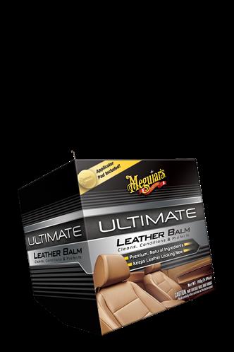 Meguiar's Ultimate Leather Balm 160g G18905