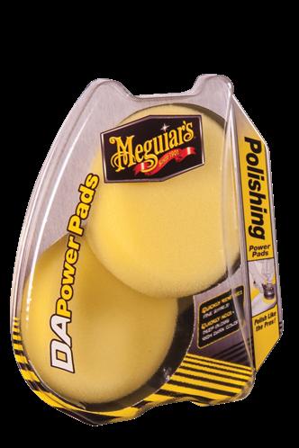 Meguiar's DA Polishing Power Pads  G3508INT