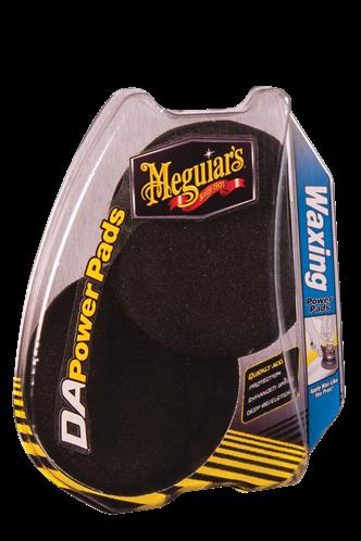 Meguiar's DA Waxing Power Pads  G3509INT