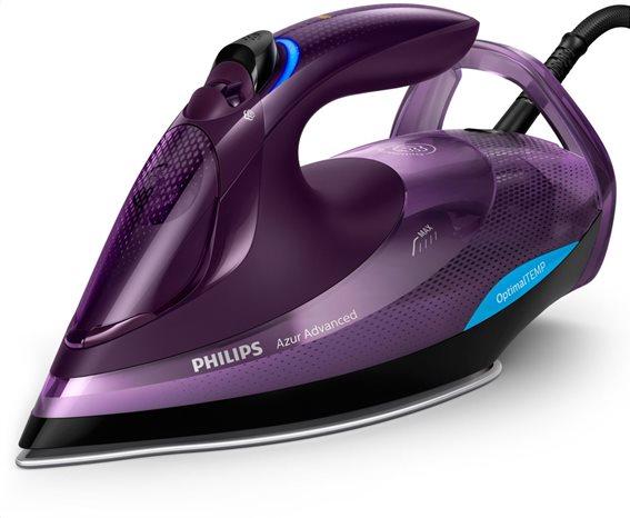 Philips Σίδερο Ατμού 3000W - 55 gr/min GC4934/30 Azur Advanced