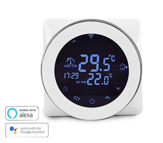Έξυπνος Θερμοστάτης Καλοριφέρ HY04G WiFi internet control ξηράς επαφής