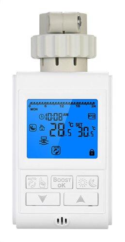 HYSEN Έξυπνη θερμοστατική βαλβίδα καλοριφέρ HY10 Zigbee