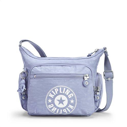 Kipling Τσάντα Ώμου Gabbie S Timid Blue