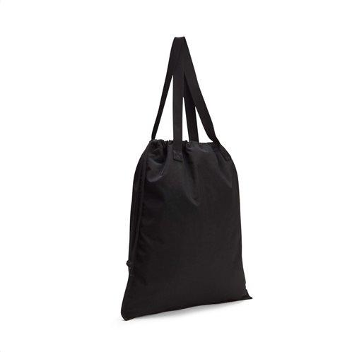 Kipling Τσάντα Ώμου Πτυσσόμενη με κορδόνι Hiphurray Lively Black