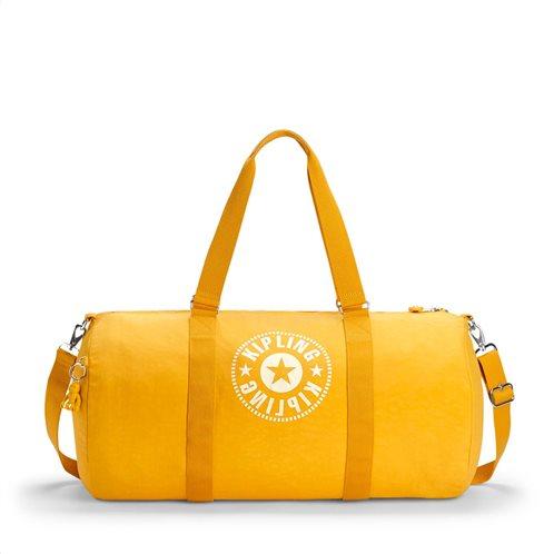 Kipling Σακ Βουαγιάζ Onalo L Lively Yellow