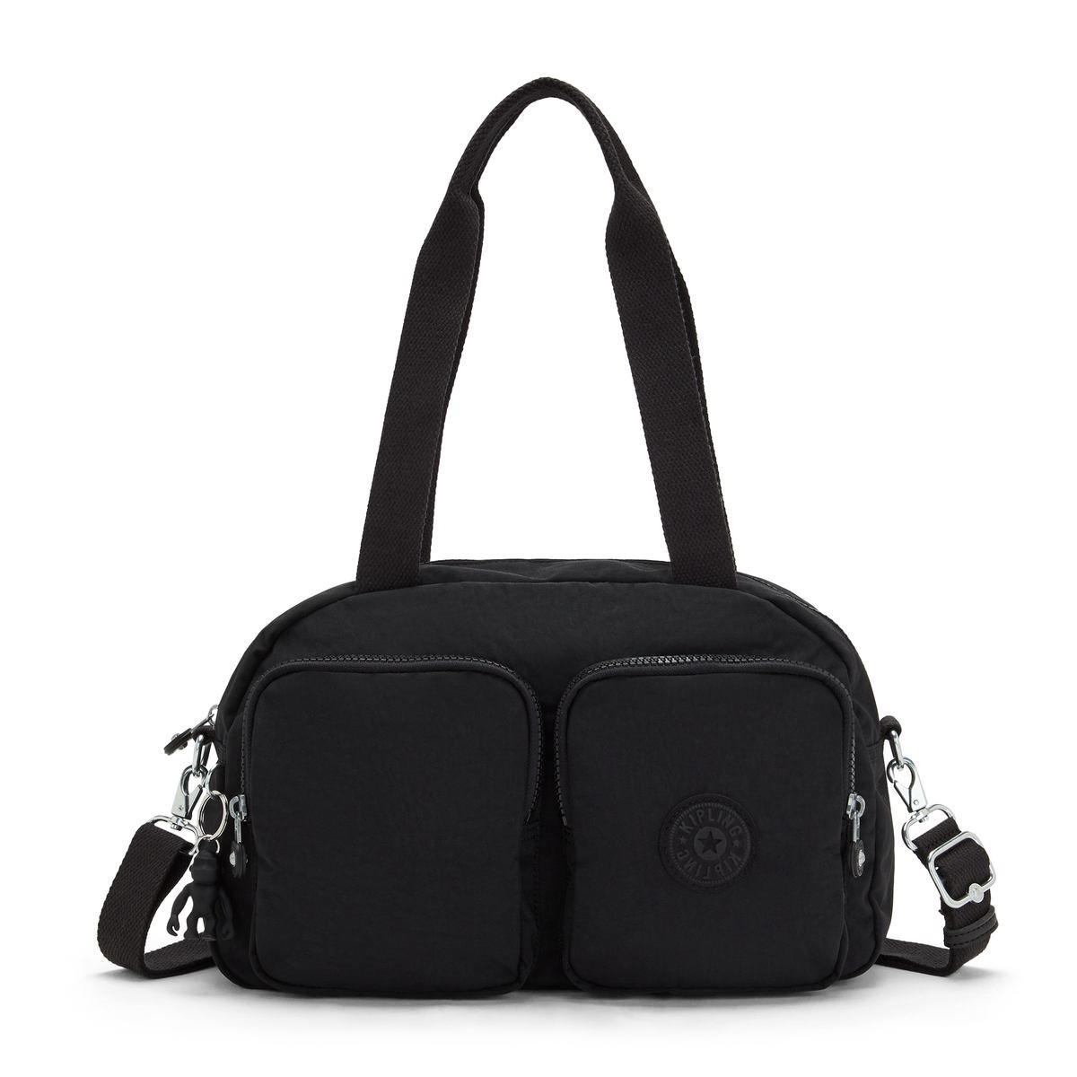 Kipling Τσάντα Ώμου Cool Defea 33x22x12.5cm Black