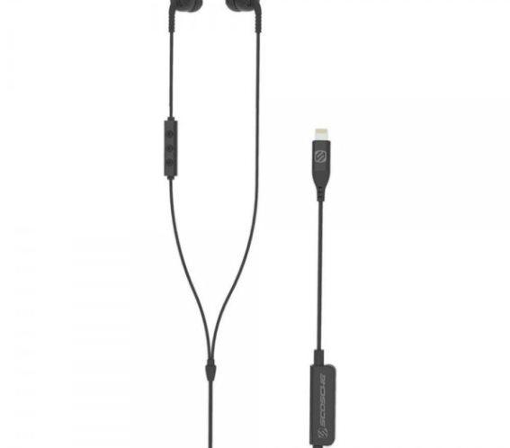 Scosche Lightning™ IDR301L-XU2 Ακουστικά για iPhone
