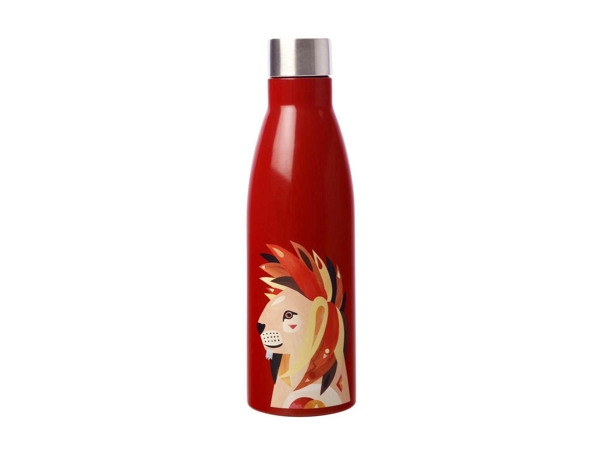 Maxwell & Williams Ανοξείδωτο Θερμομονωτικό Μπουκάλι Pete Cromer Lion 500ml