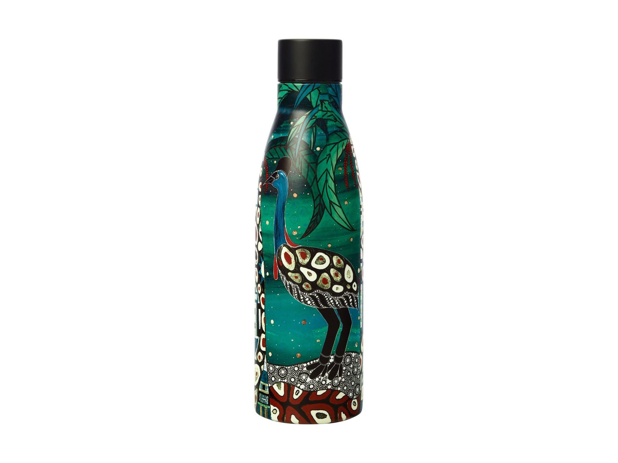 Maxwell & Williams Ανοξείδωτο Θερμομονωτικό Μπουκάλι Melanie Hava Jugaig-Bana-Wabu Cassowaries 0.50lt