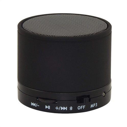 KISONLI Φορητό ηχείο K-S10 Bluetooth SD/FM/Aux in Handsfree μαύρο