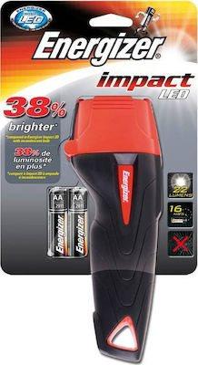 Φακός Energizer LP01261 Impact Rubber 2AA