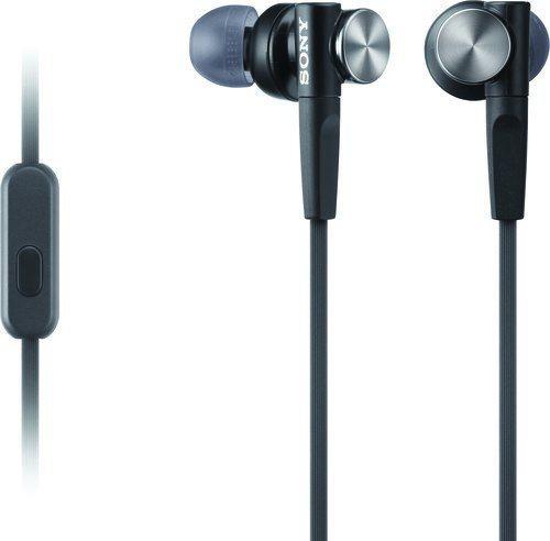 Sony In-ear Handsfree MDR-XB50AP Black