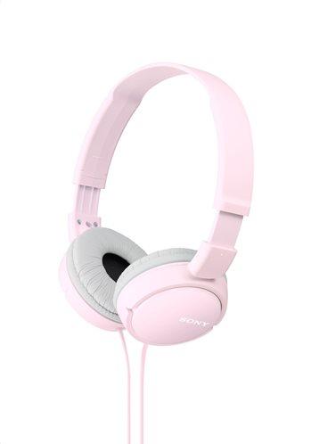 Sony MDR-ZX110P On Ear Ακουστικά Pink