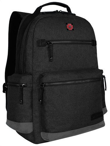 "Swissbrand Σακίδιο πλάτης Melbourne 50x45x15 cm με θέση για laptop 15"""