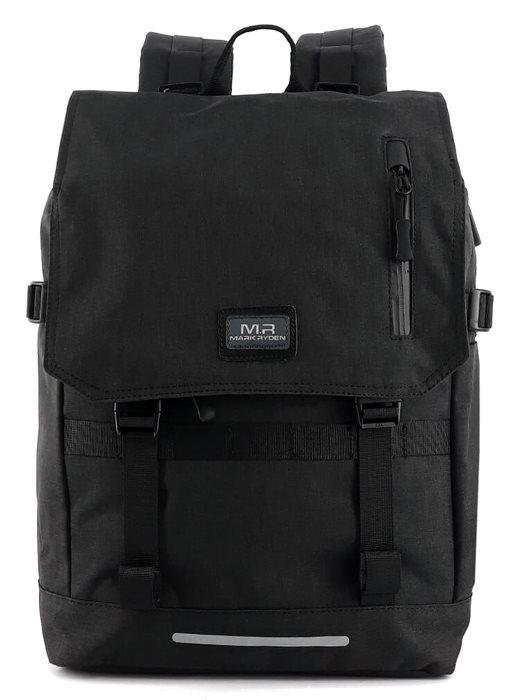 "MARK RYDEN τσάντα πλάτης MR5748 με θήκη laptop 15.6"" μαύρη"