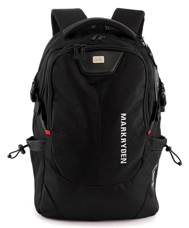 "MARK RYDEN τσάντα πλάτης MR5783 με θήκη laptop 15.6"" 22L μαύρη"