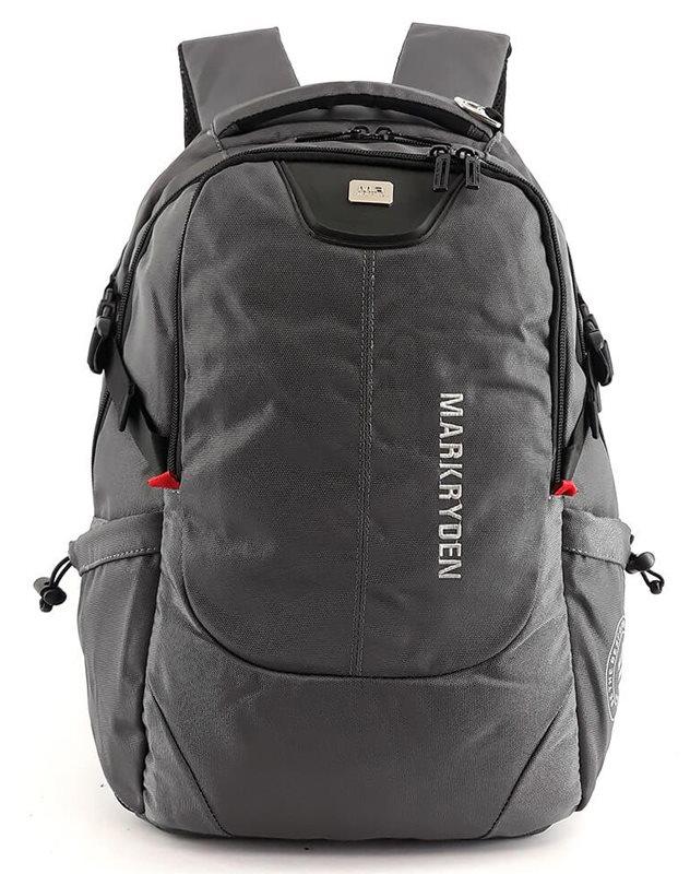 "MARK RYDEN τσάντα πλάτης MR5783 με θήκη laptop 15.6"" 22L γκρι"