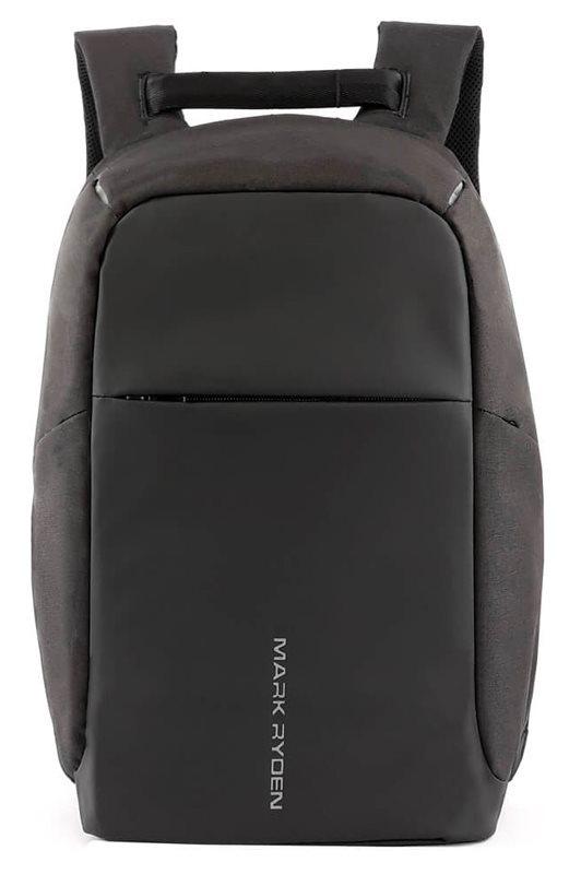 "MARK RYDEN τσάντα πλάτης MR5815 με θήκη laptop 15.6"" 15L μαύρη"