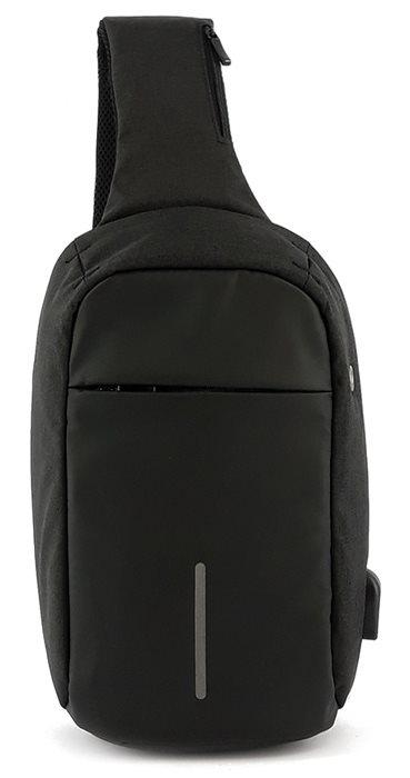 "MARK RYDEN τσάντα crossbody MR5898 θήκη tablet 9.7"" αδιάβροχη μαύρη"