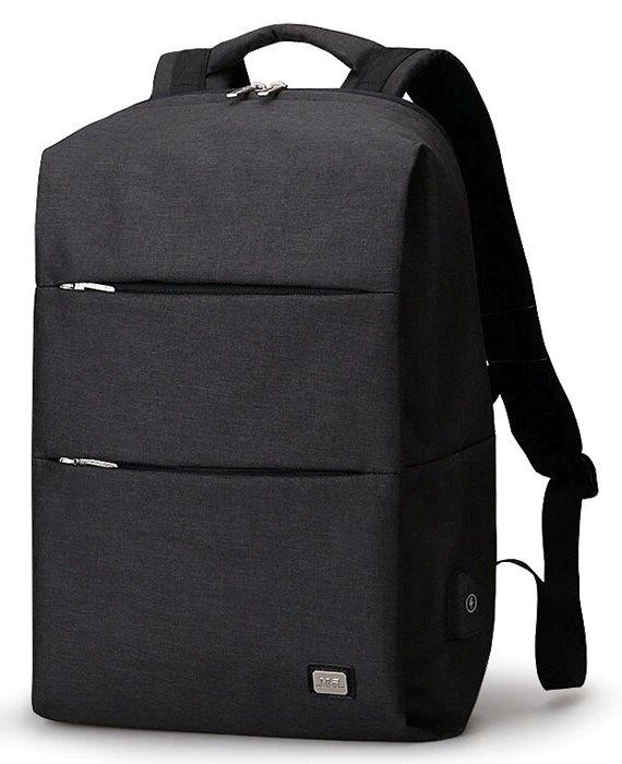 "MARK RYDEN τσάντα πλάτης MR5911 με θήκη laptop 15.6"" 22L μαύρη"