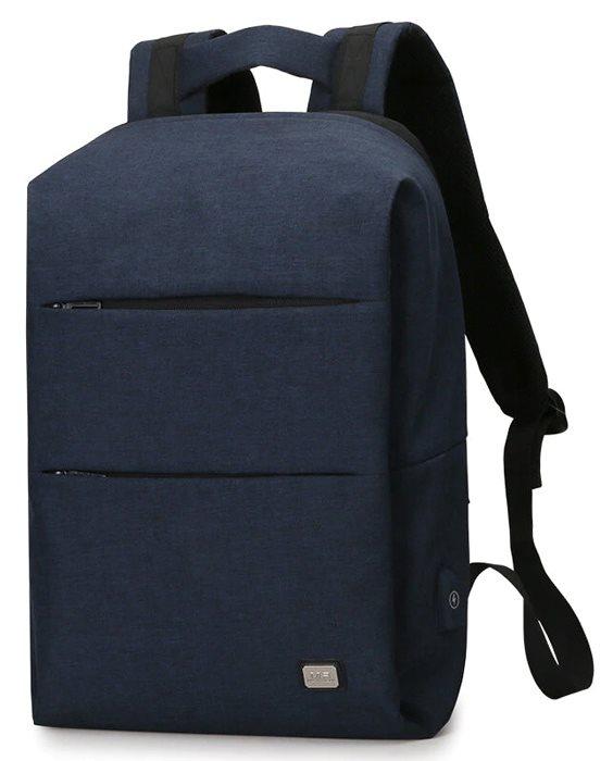 "MARK RYDEN τσάντα πλάτης MR5911 με θήκη laptop 15.6"" 22L μπλε"
