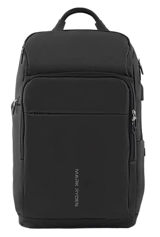 "MARK RYDEN τσάντα πλάτης MR7080X με θήκη laptop 15.6"" μαύρη"
