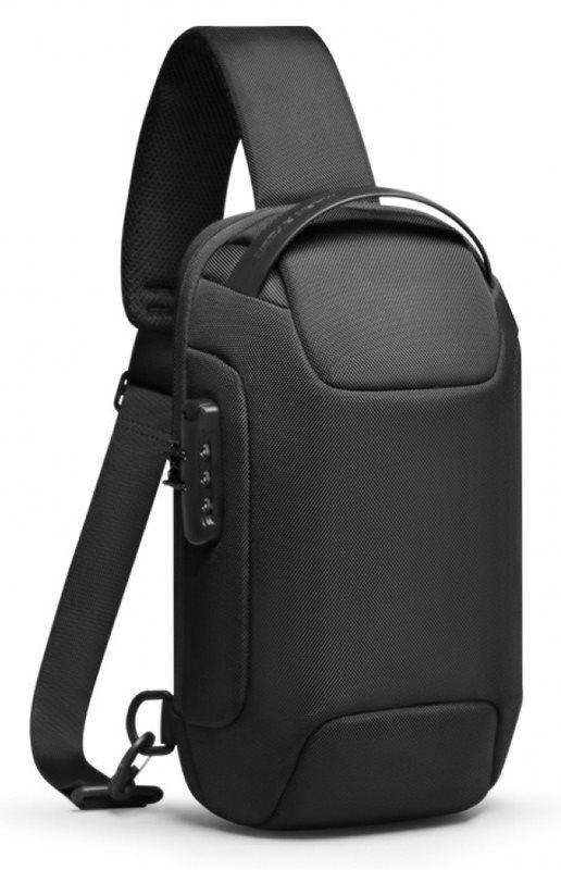 "MARK RYDEN τσάντα crossbody MR7116 θήκη tablet 9.7"" αδιάβροχη μαύρη"
