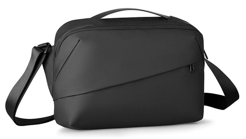 "MARK RYDEN τσάντα ώμου MR8555 με θήκη tablet 12.9"" 7L μαύρη"